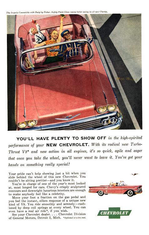 Chevrolet 1958 0012