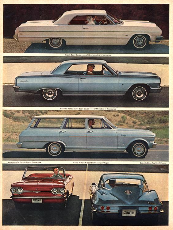 Chevrolet 1964 0011