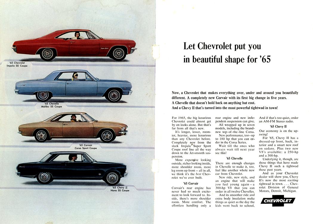 Chevrolet 1965 0001