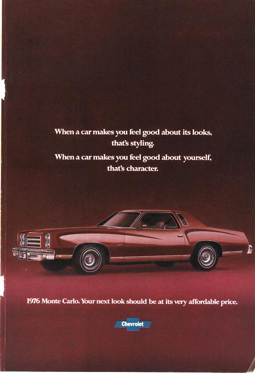 Chevrolet 1976 0001