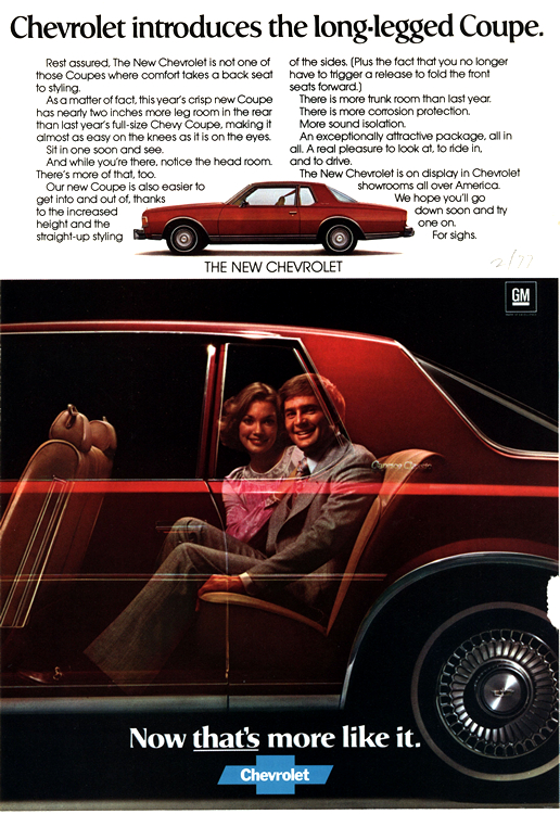 Chevrolet 1977 0001