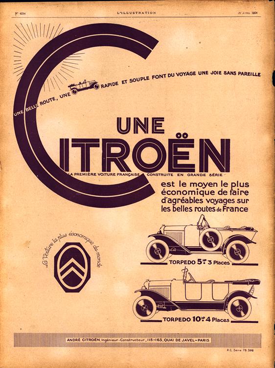 Citroen 1924 0001