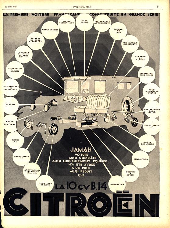 Citroen 1927 0001