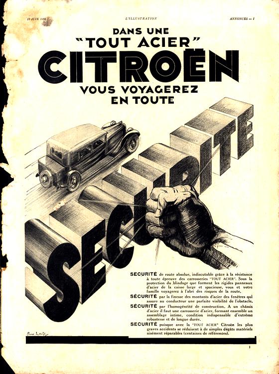 Citroen 1931 0001