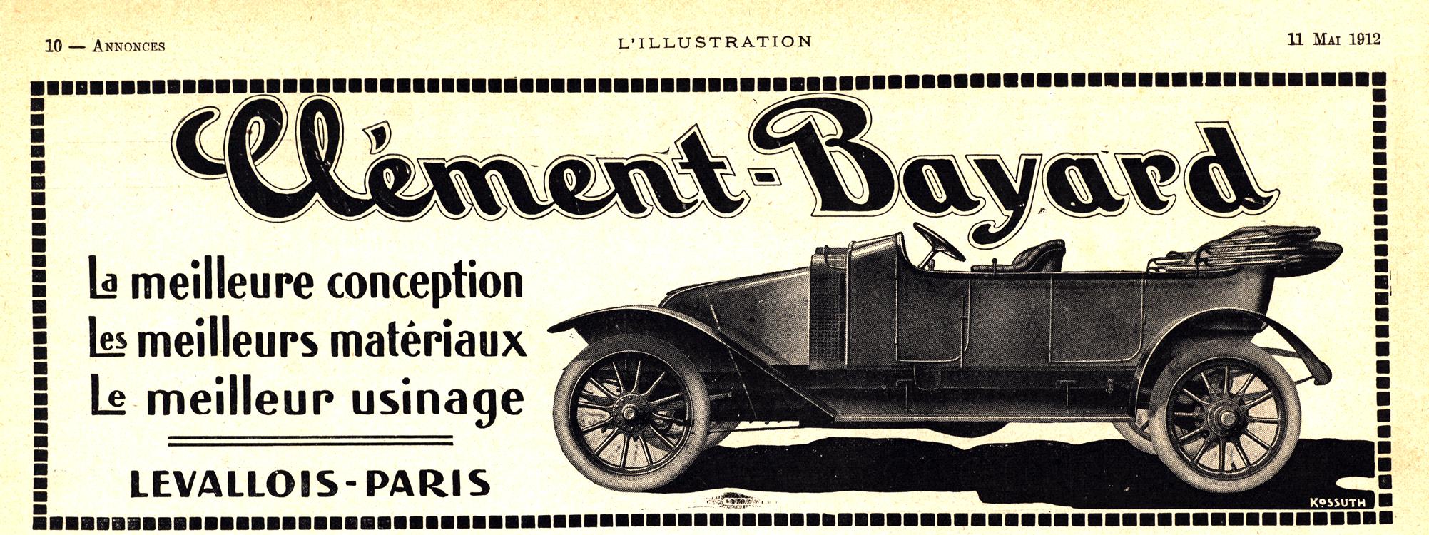 Clement-Bayard 1912 0001
