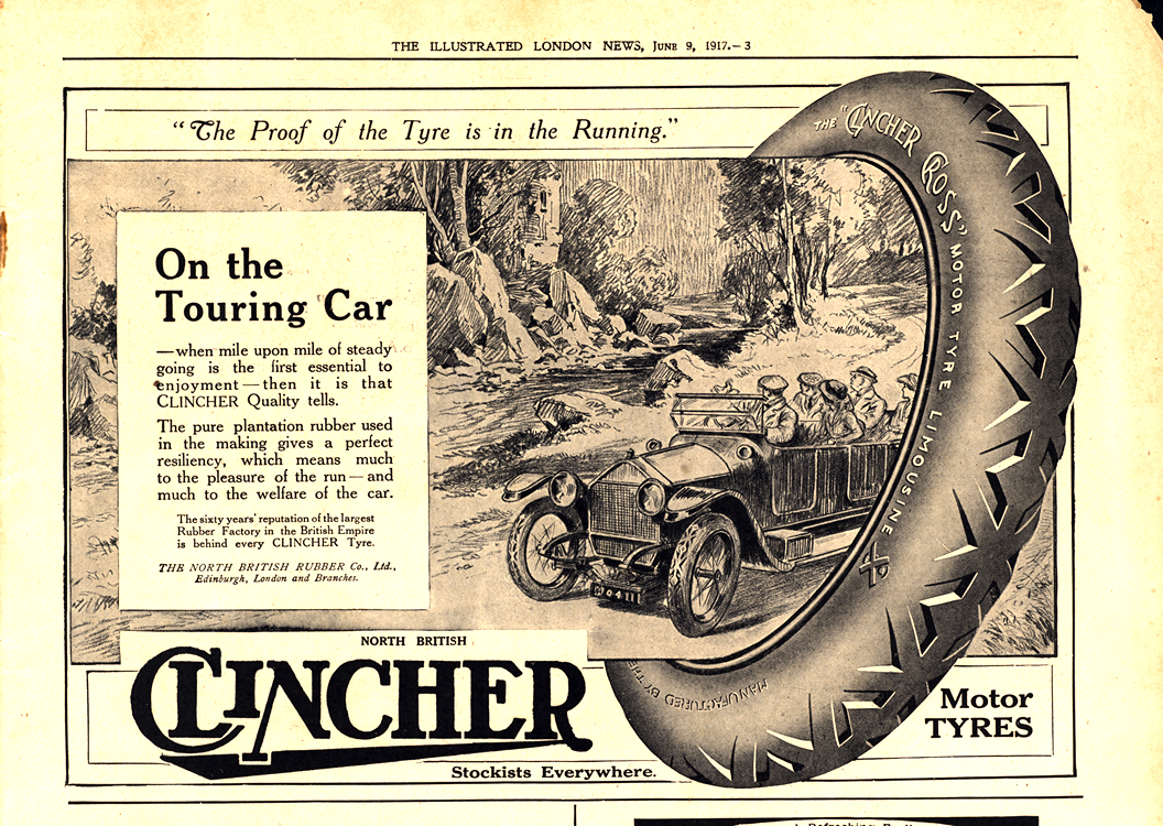 Clincher Tires 1917 0001