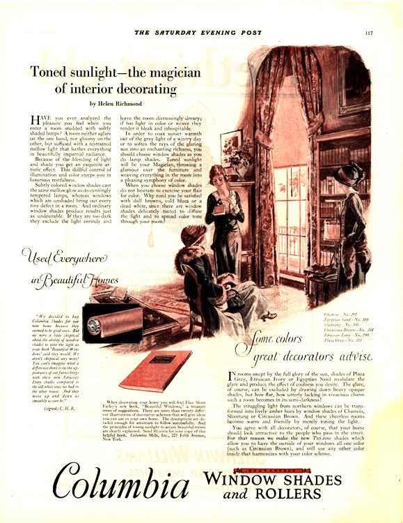 Columbia Window Shades 1924 0001