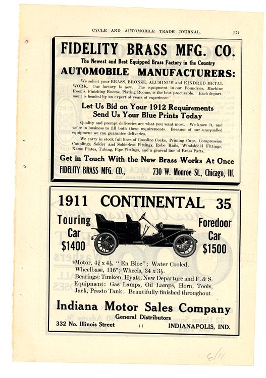 Continental 1911 0001