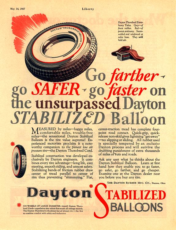 Dayton Tires 1927 0001