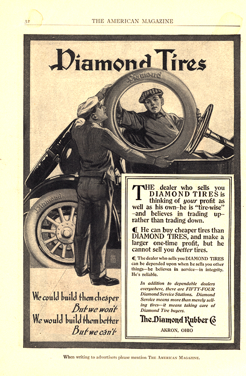Diamond Tires 1912 Ca 0001