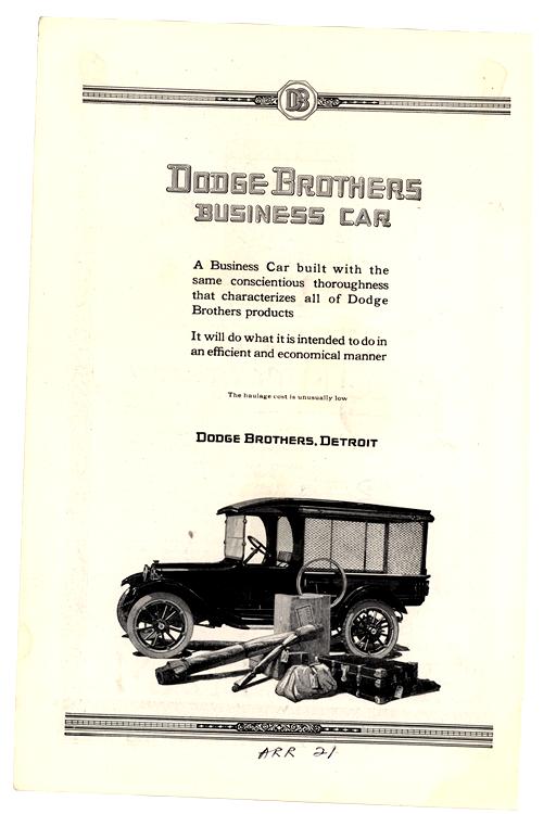 Dodge 1921 0002