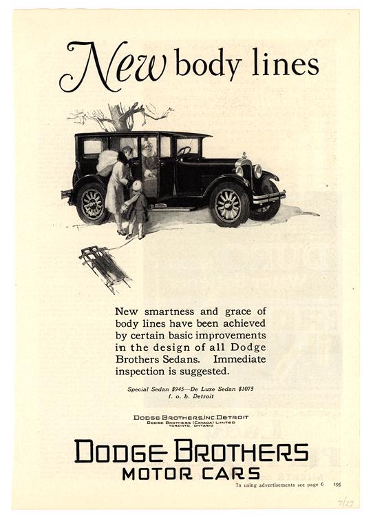 Dodge 1927 0030