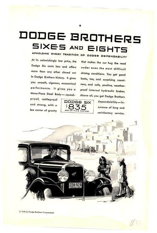 Dodge 1931 0002