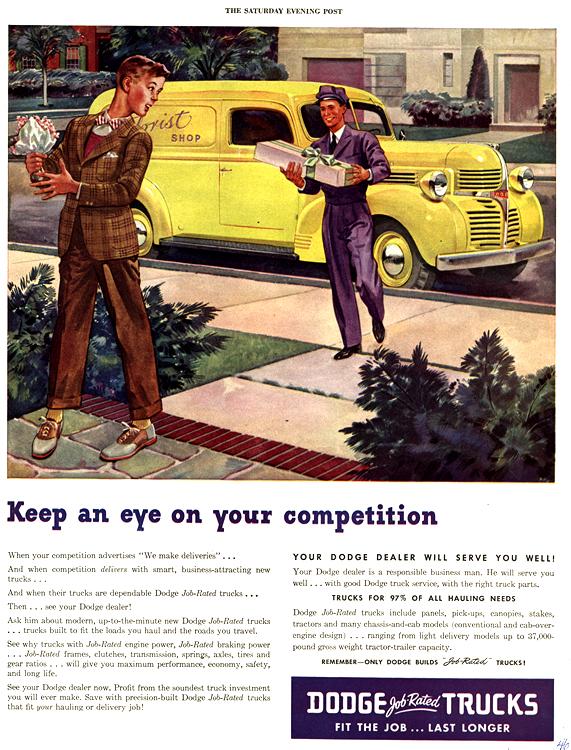 Dodge Truck 1946 0011