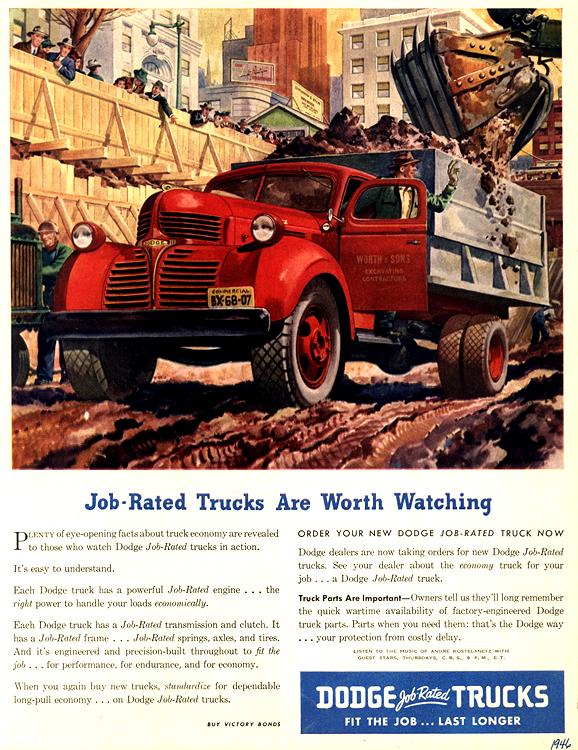 Dodge Truck 1946 0013