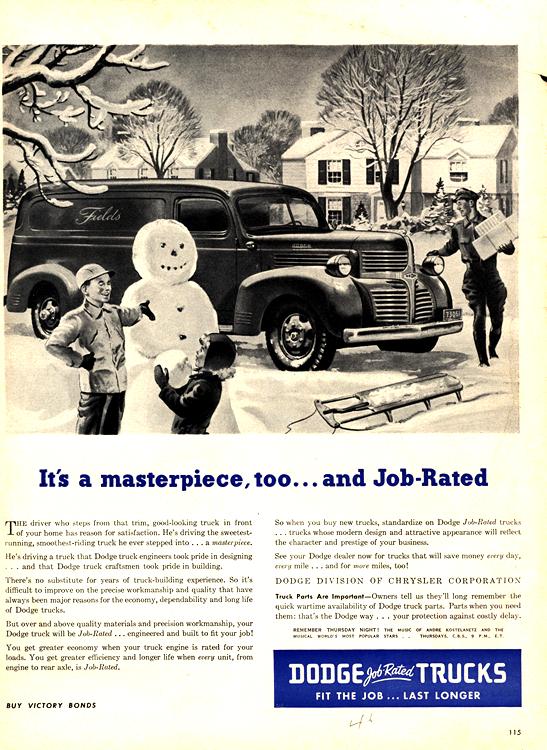 Dodge Truck 1946 0014