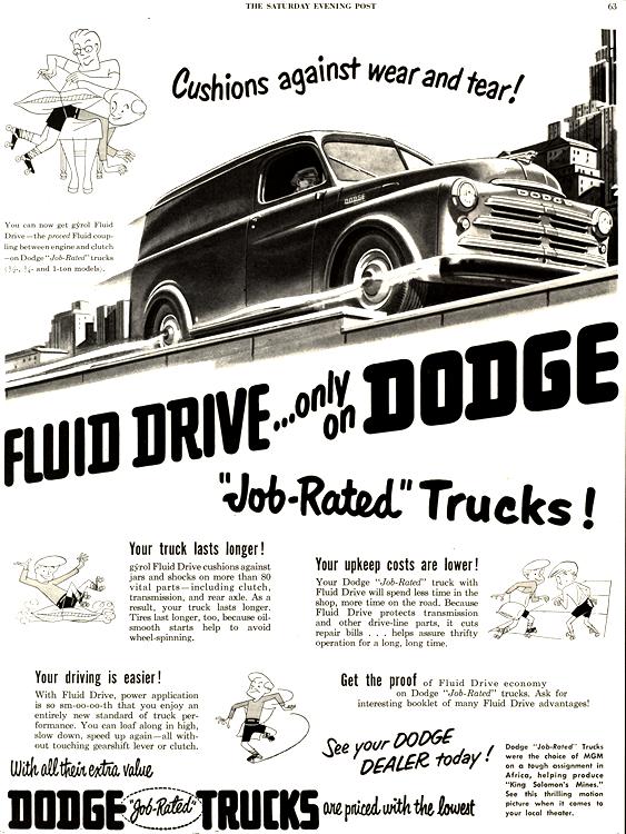 Dodge Truck 1950 0008