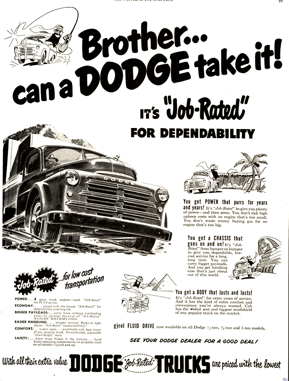 Dodge Truck 1950 0009