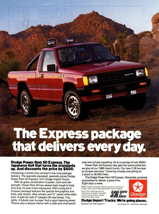 Dodge Truck 1988 0003