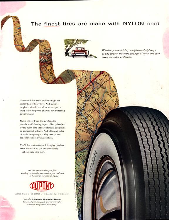 DuPont Tires 1956 0001