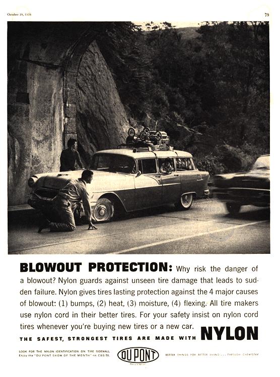 Dupont Tires 1958 0001