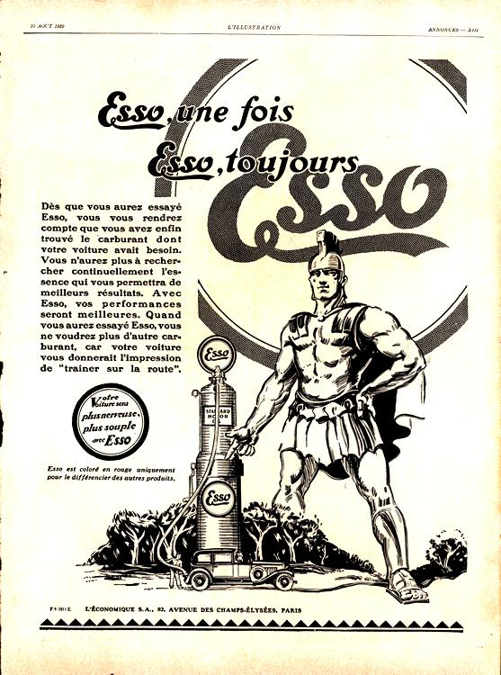 Esso Gas 1929 0001