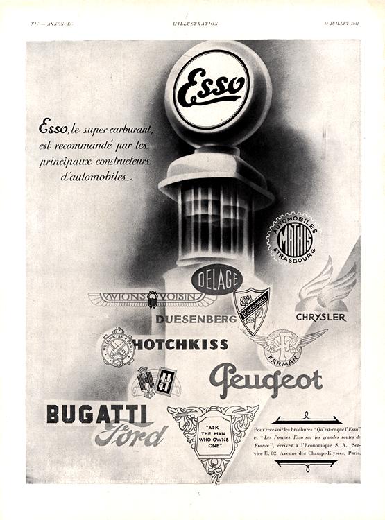 Esso Gas 1931 0001