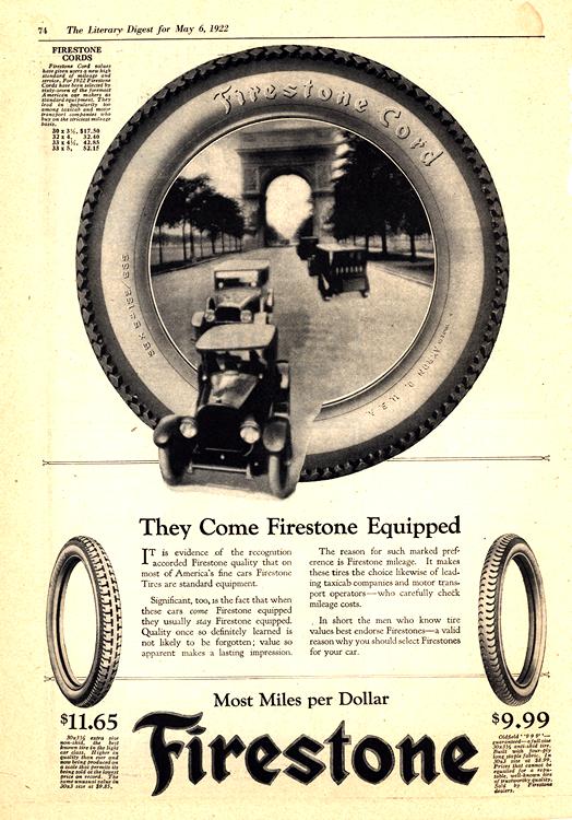 Firestone Tires 1922 0002