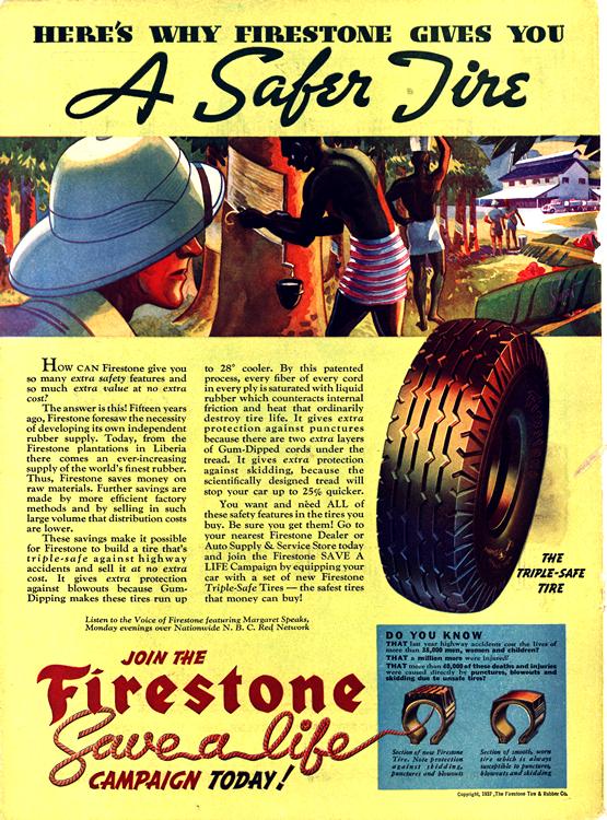 Firestone Tires 1927 0001