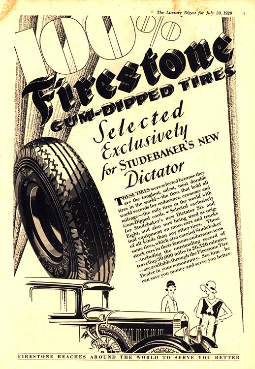 Firestone Tires 1929 0001