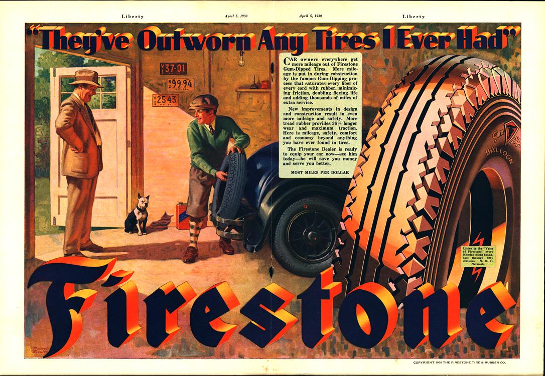 Firestone Tires 1930 0001