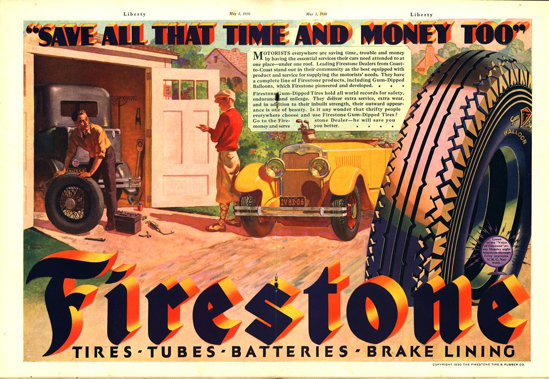 Firestone Tires 1930 0002