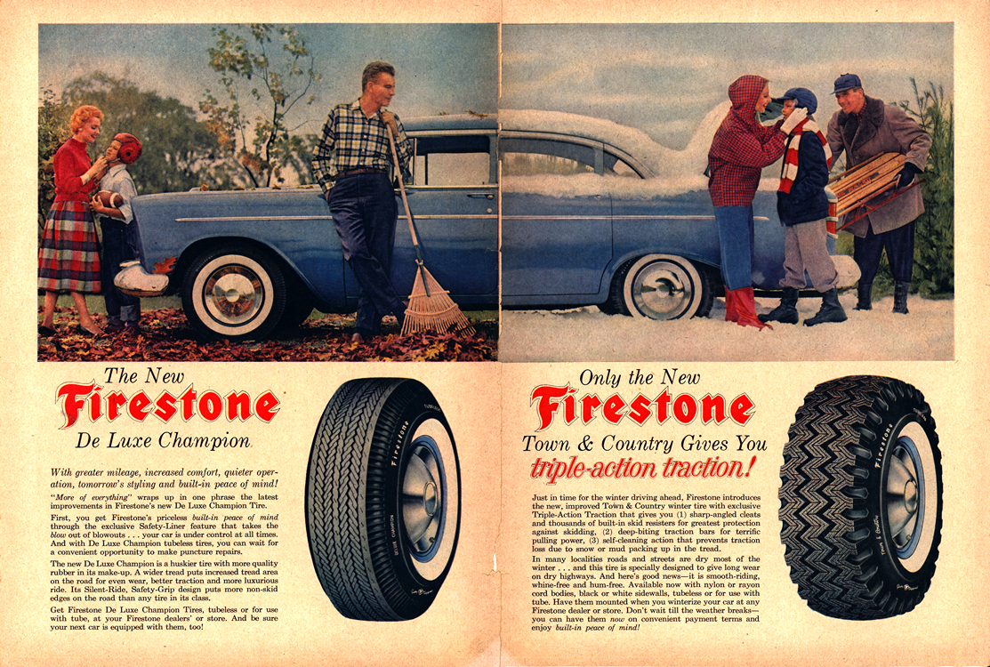 Firestone Tires 1956 0001