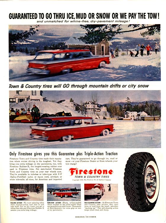 Firestone Tires 1959 Chrysler 0001