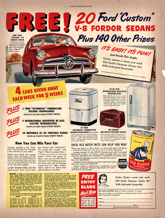 Ford 1949 0010