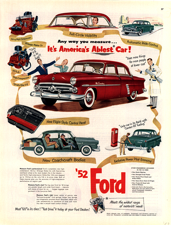 Ford 1952 0020