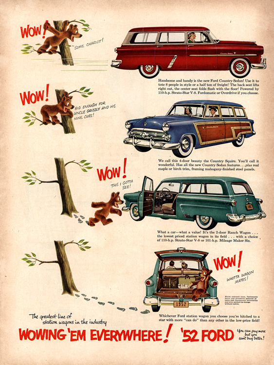 Ford 1952 0021