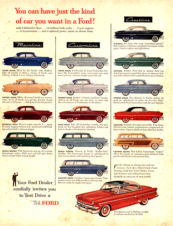 Ford 1954 0013