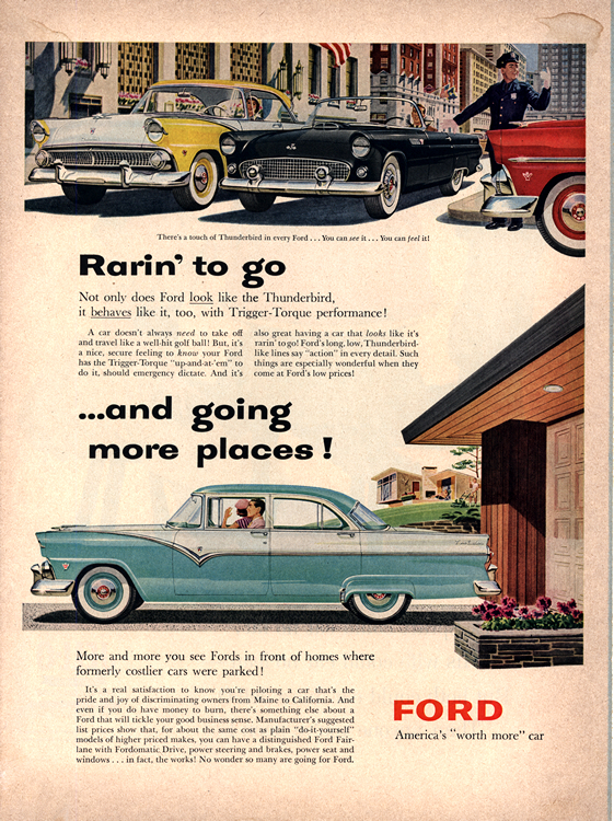 Ford 1955 0010