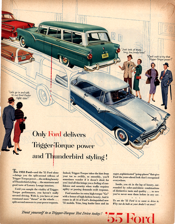Ford 1955 0023