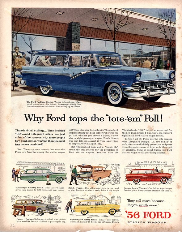 Ford 1956 0024