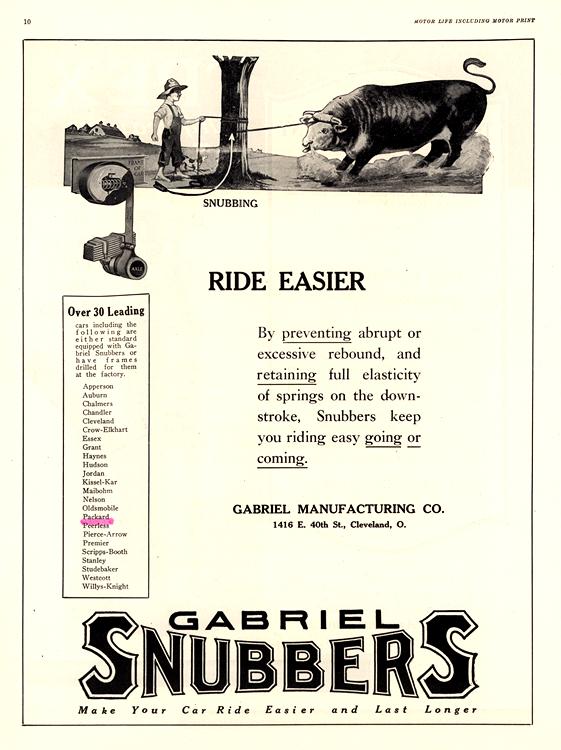 Gabriel Snubbers 1920 0001