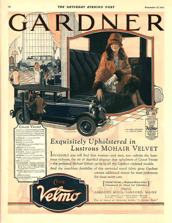 Gardner 1927 Chase Velmo Upholstery 0001
