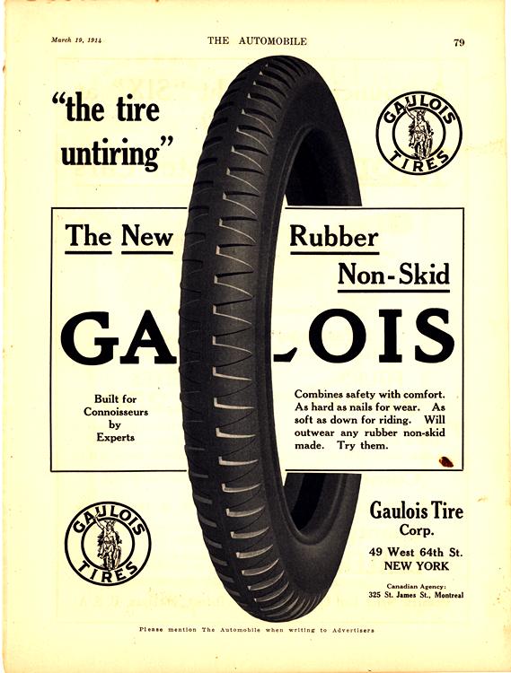 Gaulois Tires 1914 0001