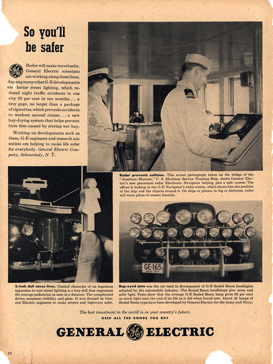 General Electric 1945 0001