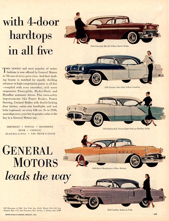 General Motors 1956 0001