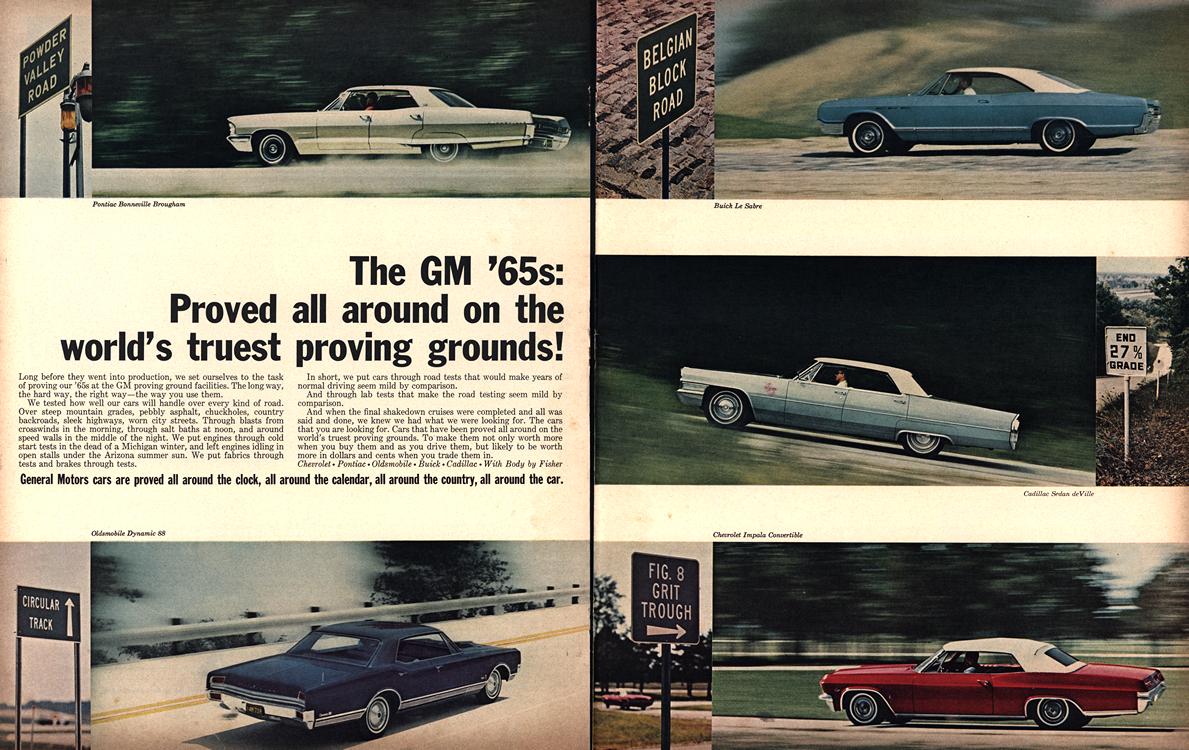 General Motors 1965 Merge 0001