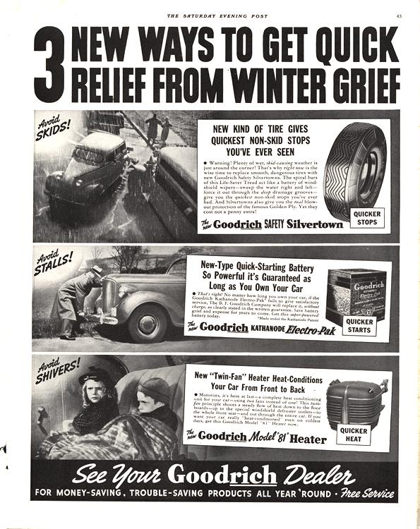 B. F. Goodrich 1939 Tires 0001