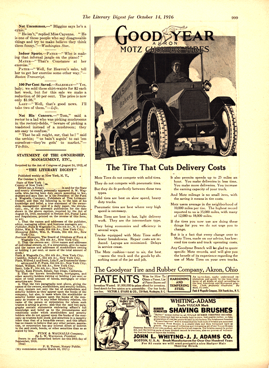 Goodyear Tires 1916 0004