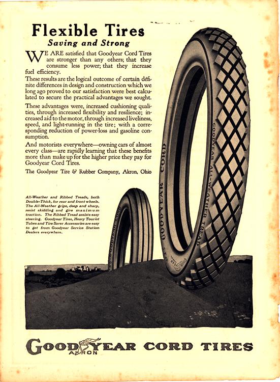 Goodyear Tires 1916 0010